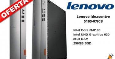 oferta Lenovo Ideacentre 510S 07ICB barato SuperChollos