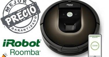 oferta Roomba 980 robot aspirador barato SuperChollos