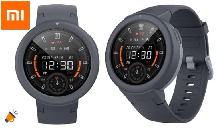 oferta Amazfit Verge Lite smartwatch barato SuperChollos