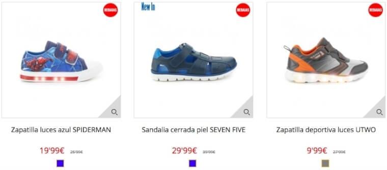 calzado nin%CC%83o SuperChollos