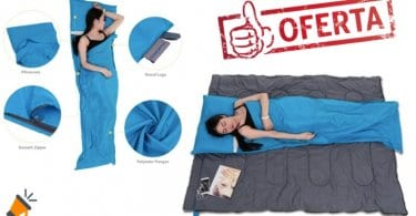 oferta Saco de dormir barato SuperChollos