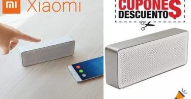 oferta Altavoz porta%CC%81til Xiaomi Square Box II barato SuperChollos