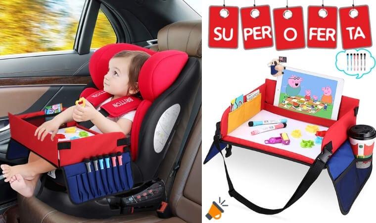 oferta Mesa infantil para viajar barata SuperChollos