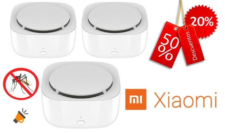 oferta Xiaomi mijia matamosquitos electrico barato SuperChollos
