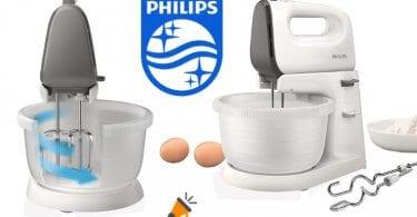 OFERTA Philips Daily HR374500 Batidora Amasadora BARATA SuperChollos