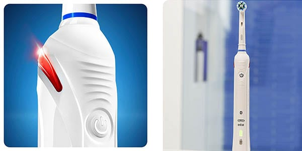 oral b smart 4 4000n cepillo electrico cabezales oferta SuperChollos