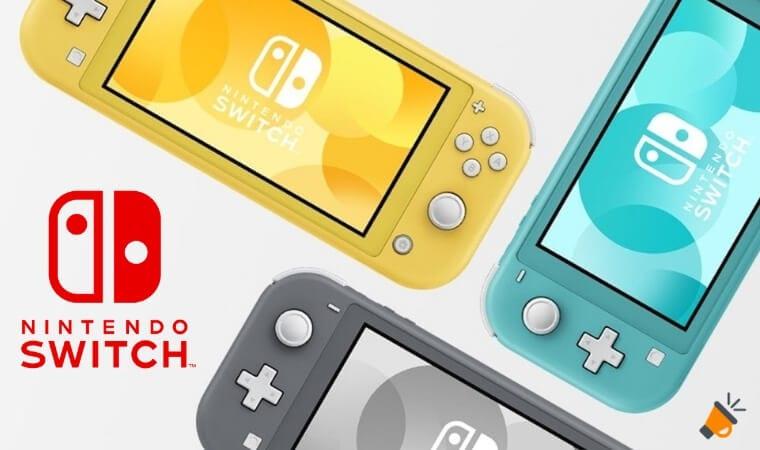 oferta Nintendo Switch Lite barata SuperChollos