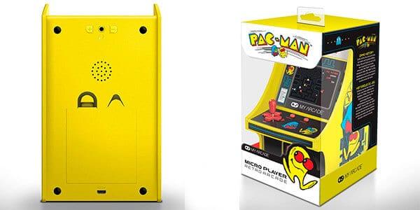 Consola retro My Arcade Pac Man SuperChollos