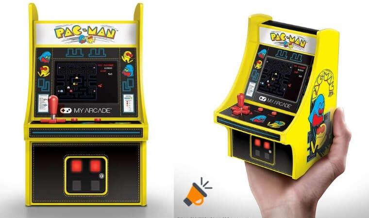 oferta Consola retro My Arcade Pac Man barata SuperChollos