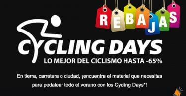 cycling days SuperChollos