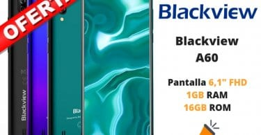 oferta Blackview a A60 barato SuperChollos