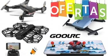 oferta drones goolrc baratos SuperChollos