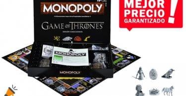 OFERTA Monopoly Edicio%CC%81n coleccionista Juego de Tronos BARATO SuperChollos