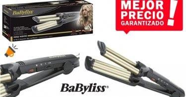 oferta BaByliss Easy Wave C260E Plancha de pelo barata SuperChollos