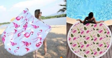 ofertas toallas falmencos baratas SuperChollos
