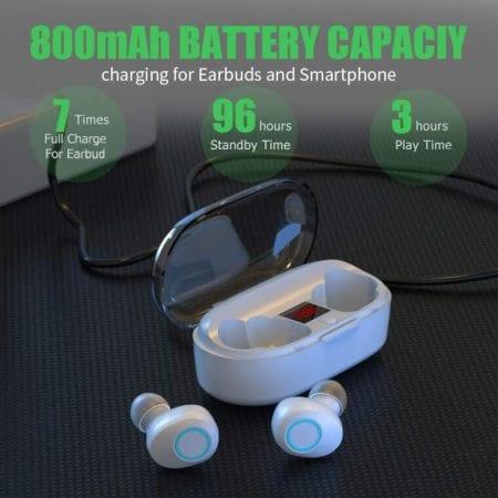 Auriculares Bluetooth Abeyete baratos SuperChollos