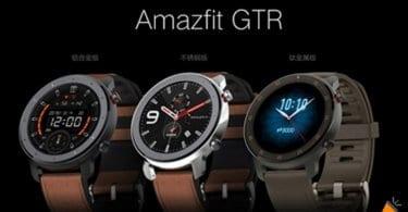 oferta Xiaomi Amazfit GTR 47mm barato SuperChollos