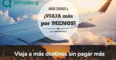 ofertas Airhopping SuperChollos