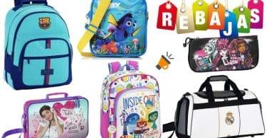 ofertas mochilas escolares baratas SuperChollos