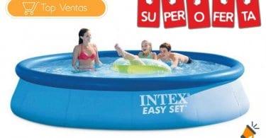 oferta Intex 28143NP Piscina hinchable barata SuperChollos