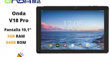 oferta Onda V18 Pro tablet barata SuperChollos