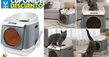 oferta DADYPET Arenero gatos barato SuperChollos