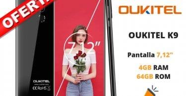 oferta OUKITEL K9 barato SuperChollos