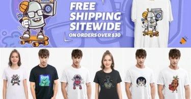 OFERTA Camisetas personalizadas GEARBEST SuperChollos
