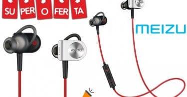 OFERTA XXAuriculares Bluetooth Meizu EP5 BARATOS SuperChollos
