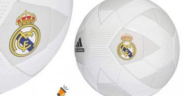 oferta Balo%CC%81n de futbol Adidas Real Madrid barato SuperChollos