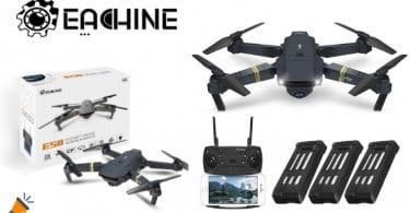 oferta EACHINE E58 Drone barato SuperChollos