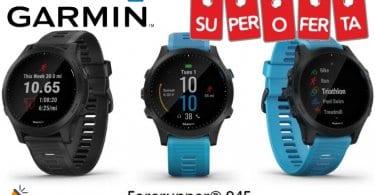 oferta Garmin Forerunner 945 GPS Reloj Deportivo barato SuperChollos