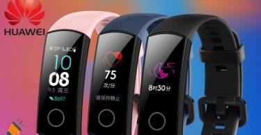 oferta Huawei Honor Band 5 barata SuperChollos