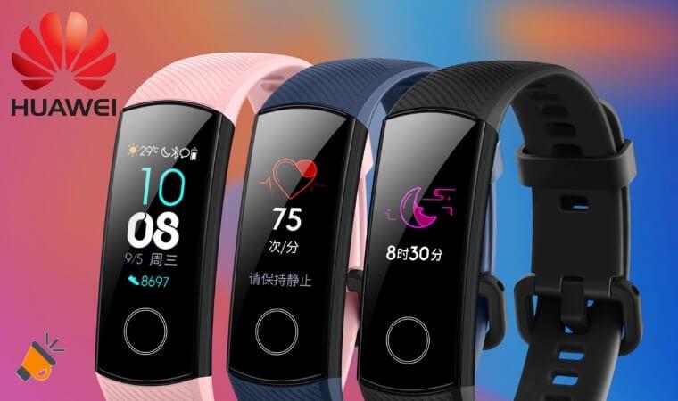 oferta Huawei Honor Band 5 barata SuperChollos