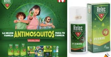 oferta Spray antimosquitos Relec barato SuperChollos
