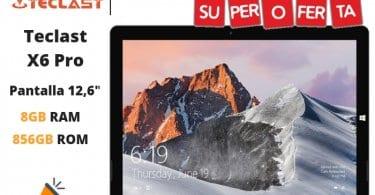 oferta Teclast X6 Pro barata SuperChollos