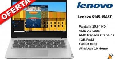 oferta Lenovo S145 15AST barato SuperChollos
