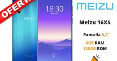 oferta Meizu 16XS barato SuperChollos