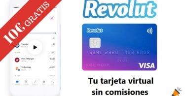 oferta revolut 10 euros gratis SuperChollos