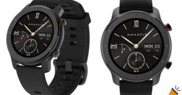 oferta AMAZFIT GTR 42mm smarwatch barato SuperChollos