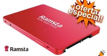 Disco SSD Ramsta S600 SuperChollos