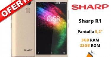 oferta Sharp R1 barato SuperChollos