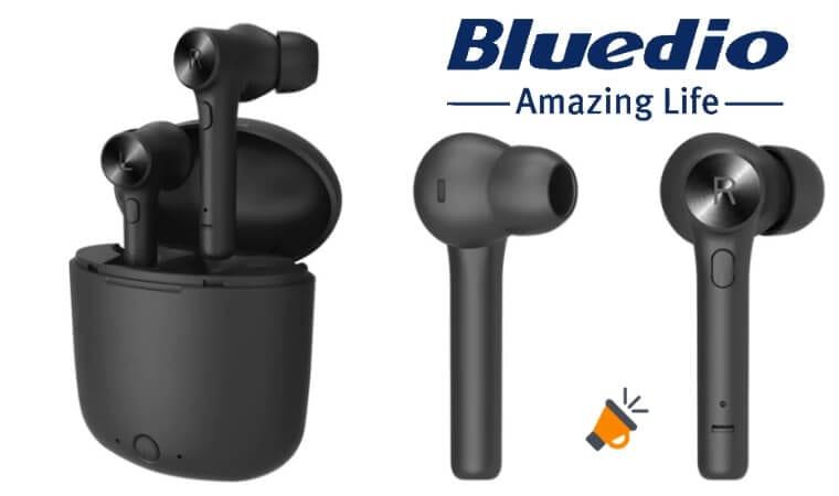 Bluedio Auriculares Bluetooth, Hi (Hurricane) Auriculares