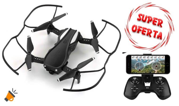 oferta HELIFAR H1 Drone barato SuperChollos