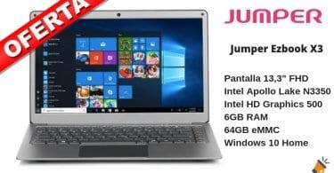 oferta Jumper EZbook X3 barato SuperChollos