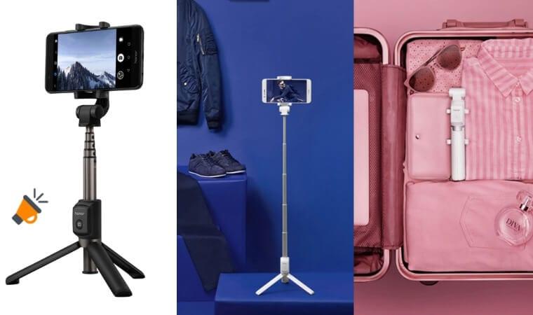 oferta Huawei AF15 palo selfie barato SuperChollos