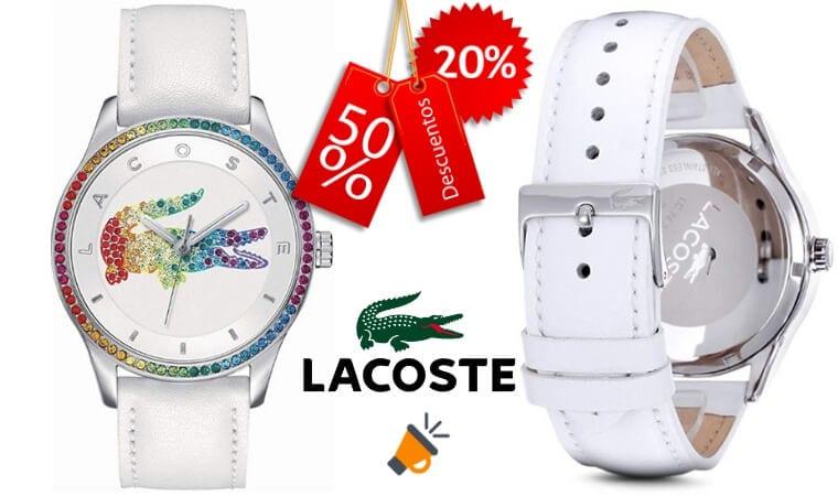 oferta Lacoste 2000822 Reloj barato SuperChollos