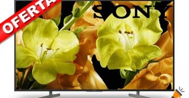 oferta Sony KD 55XG8196BAEP Televisor barata SuperChollos