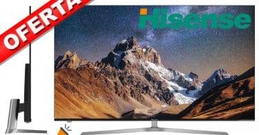 oferta Hisense H55U7A smart tv barata SuperChollos