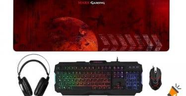 OFERTA Pack Mars Gaming MCPRGB BARATO SuperChollos